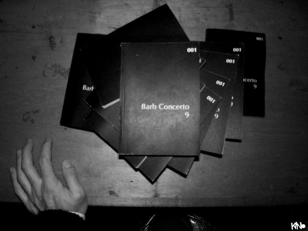 Barb Concerto by KiNo
