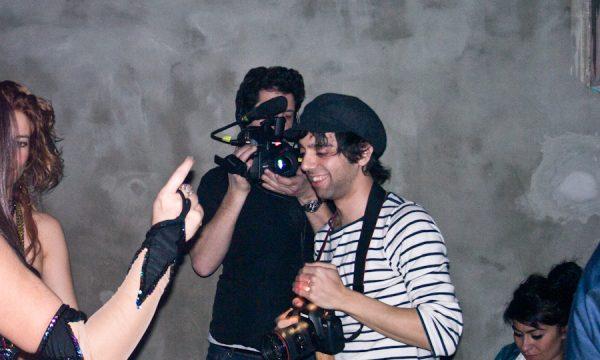 KiNo making Film Istanbul